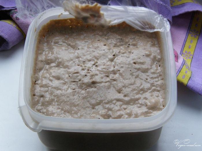 Сколько закваска ржаного хлеба